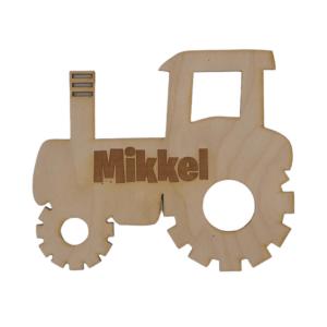 Traktor med navn